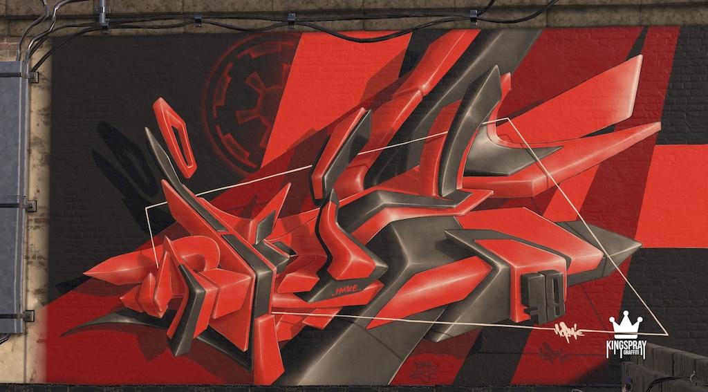 Steam Community :: Kingspray Graffiti