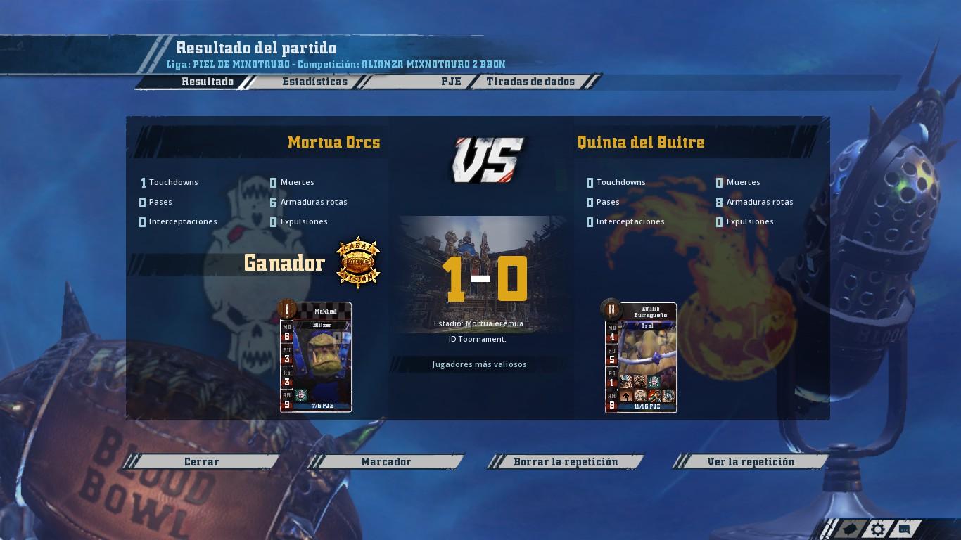Liga Alianza Mixnotauro 2 - División Cuerno de Bronce / Jornada 4 - hasta el domingo 16 de junio 4ABCDD4EA8D711232A513C7734DD773BD2A8290A
