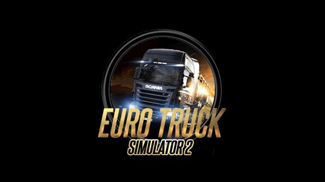 steam workshop euro truck simulator 2 logo mit effekten euro truck simulator 2 logo mit effekten