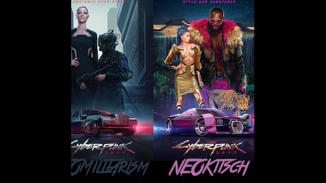 Steam Workshop :: Cyberpunk 2077 Styles (With Style Names