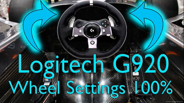 Steam Workshop :: Logitech G920 100% 1on1 Accurate wheel in-game