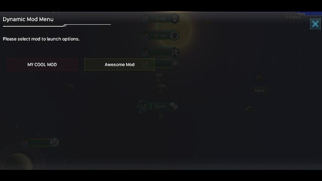 Steam Workshop :: ~ Dynamic Mod Menu