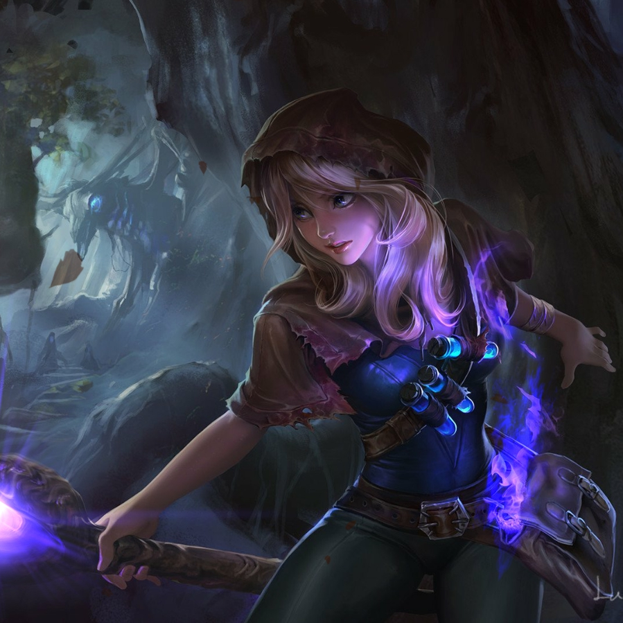 Steam Workshop League Of Legends Lux Wallpaper