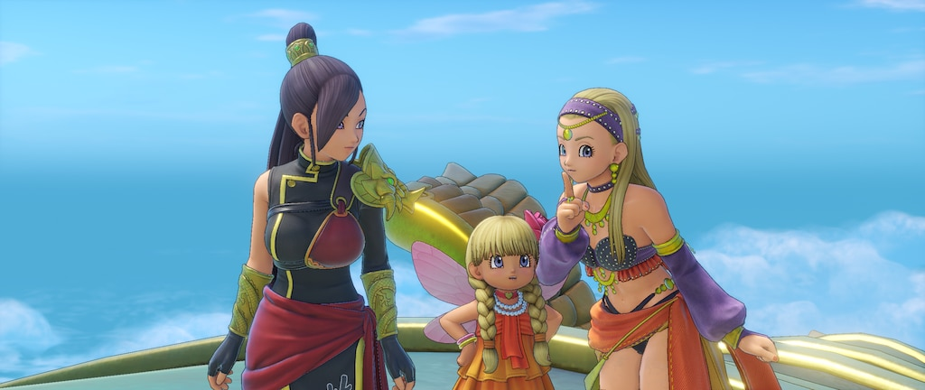 Steam コミュニティ :: DRAGON QUEST® XI: Echoes of an Elusive Age™