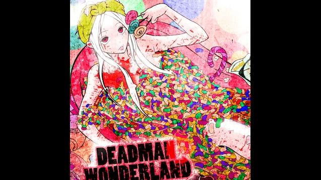Steam Workshop Deadman Wonderland Wallpaper