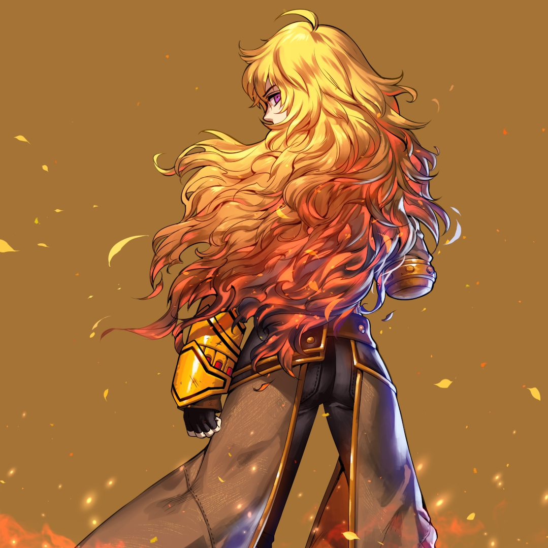 Steam Workshop Rwby Yang Xiao Long Animated Wallpaper 1920x1080
