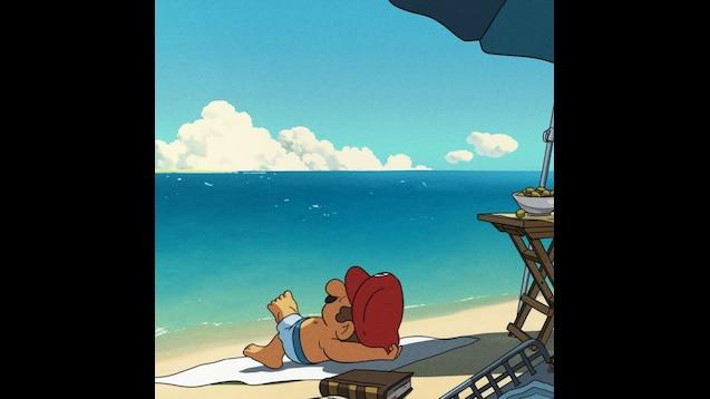 Steam Workshop Super Mario Odyssey Seaside Kingdom Dual