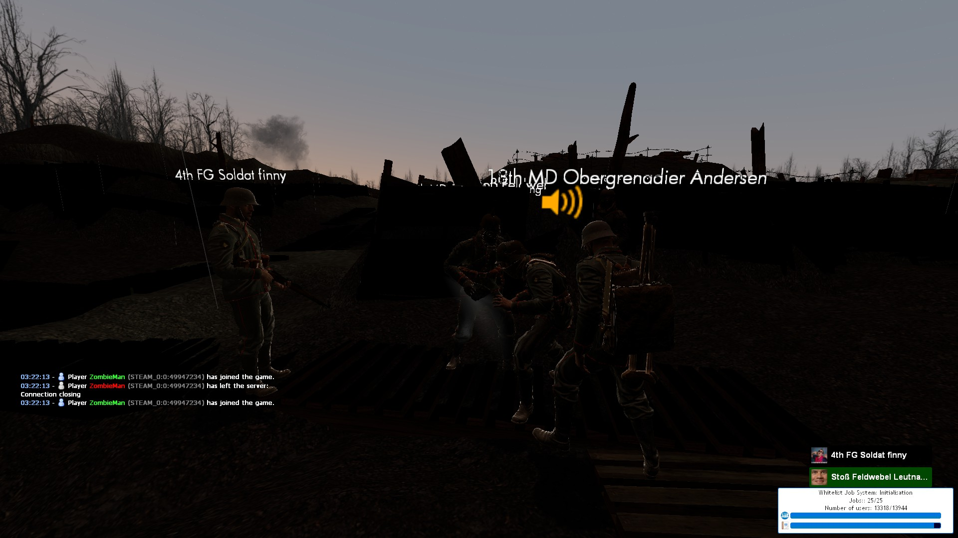 Garrys Mod WW1 Serious Roleplay Server — Battlefield Forums