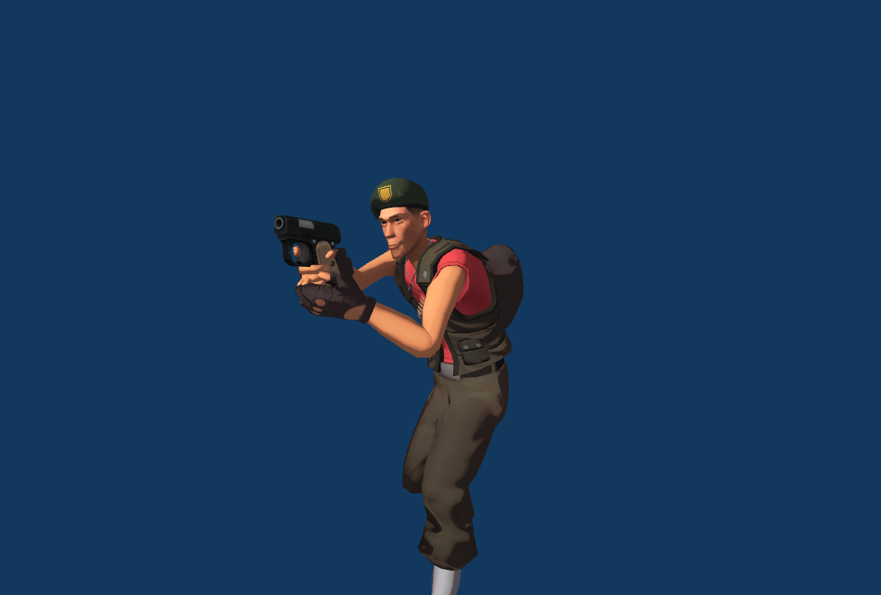 Steam Community Guide Cosmetic Sets For Scout