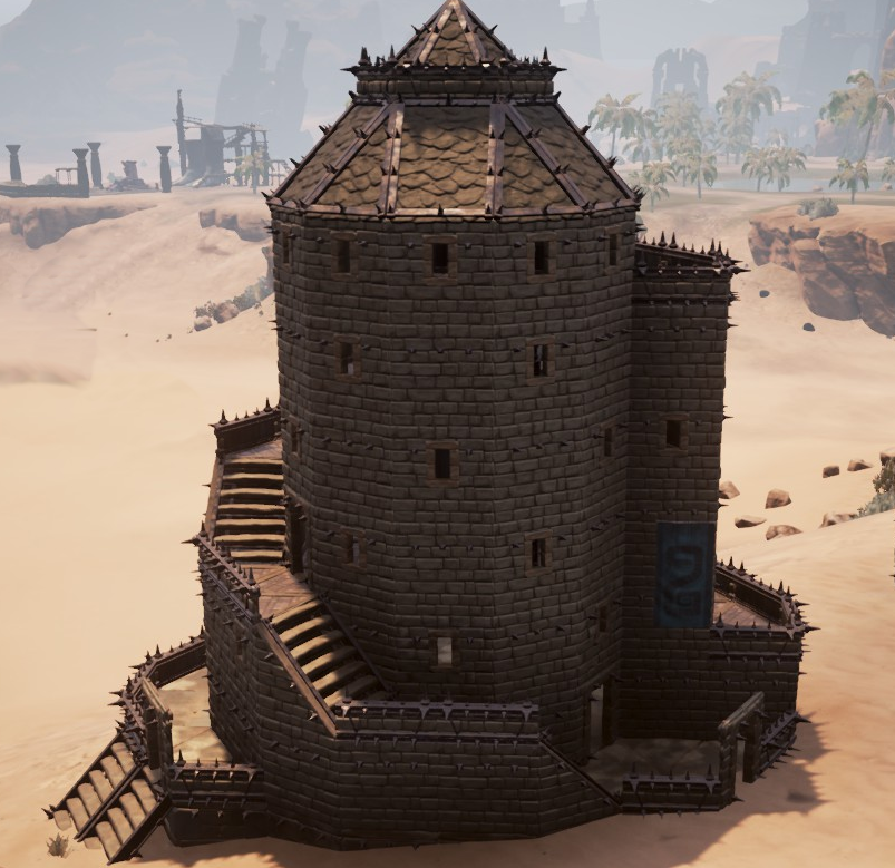Steam Community Guide New Updated May 19 2017 Round Towers And Spiral Stair Cases In