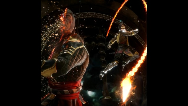 Steam Workshop Scorpion Fatality Mortal Kombat 11