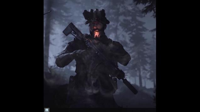 Steam Workshop Call Of Duty Modern Warfare 2019 Captain