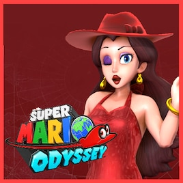 Steam Workshop Super Mario Odyssey Pauline Pack