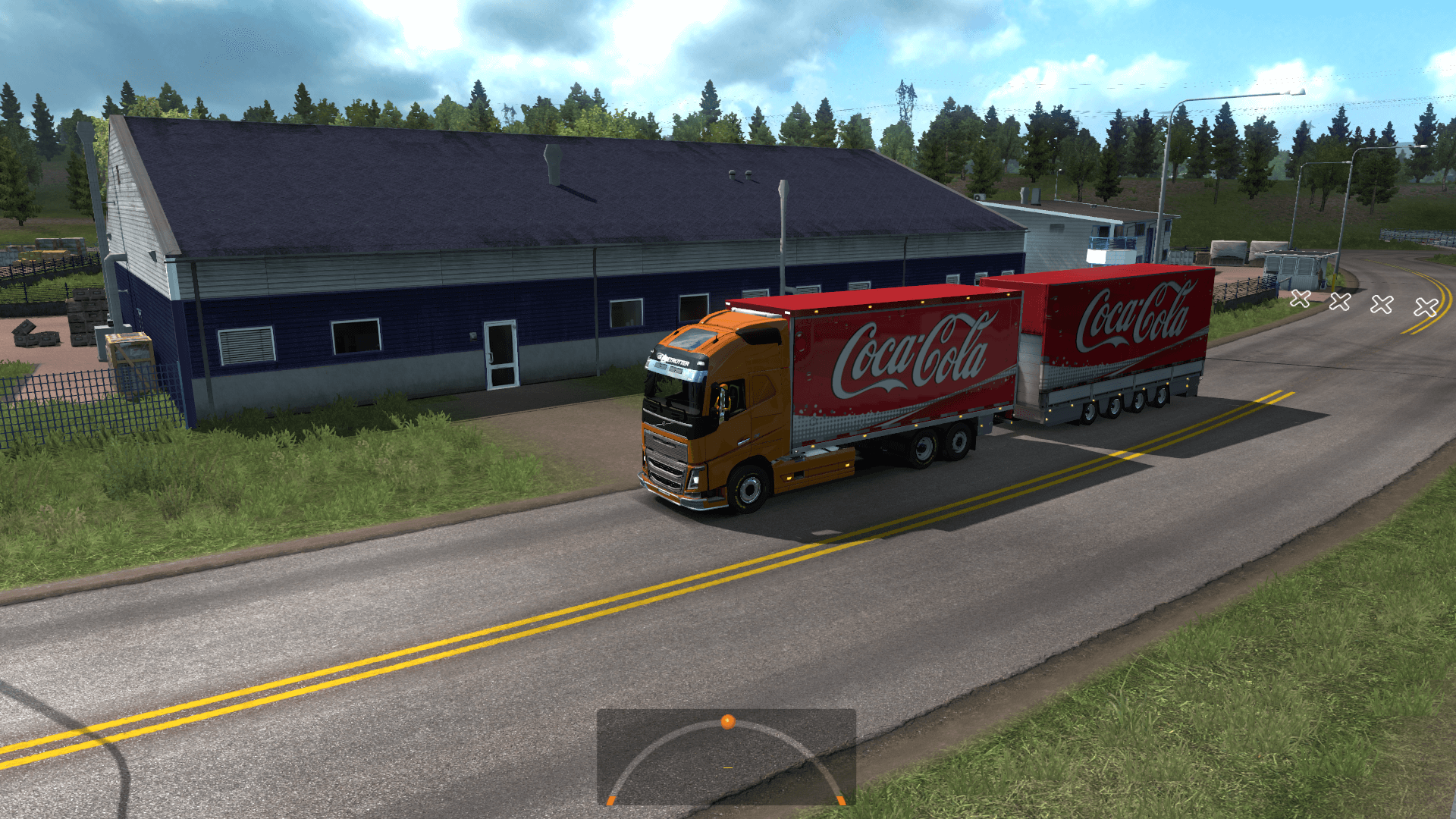 Coca-Cola Devil BDF Tandem