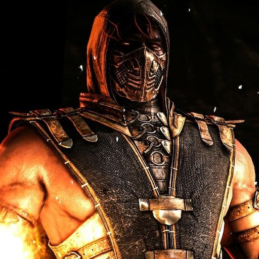 Steam Workshop Mk11 Mortal Kombat Scorpion 4k Wallpaper