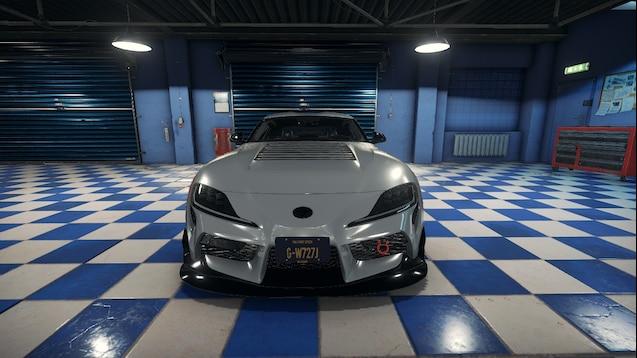 Steam Workshop :: Toyota Supra 2020