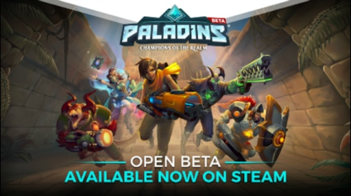 Steam Community :: Guide :: PTS (Public Test Server) - Paladins
