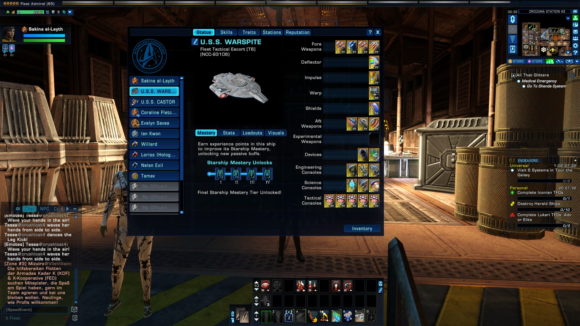 Star Trek Online It S Still Free To Play Mk Vii I M Not Addicted To Ketracel White I Sell It Page 1448 Spacebattles Forums