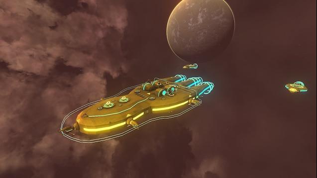 Steam Workshop :: Eskion 'Libretto' Carrier (9-Slot)