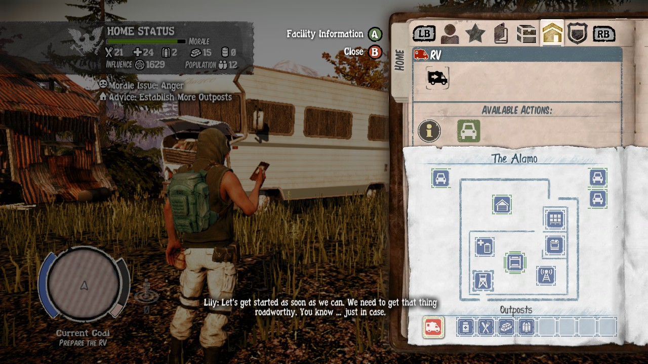 Steam Community Guide State Of Decay Breakdown Guide