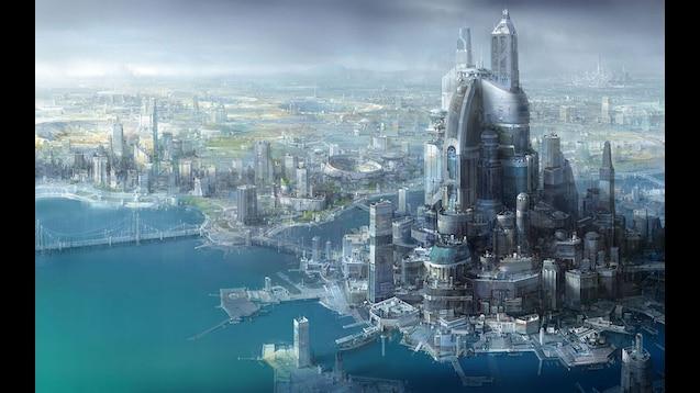Steam Workshop :: Sci-fi and modern settings pack