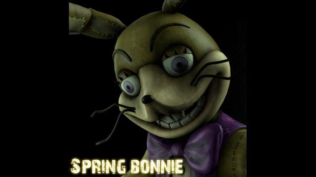 Steam Workshop :: [VR/FNAF] Spring Bonnie Man
