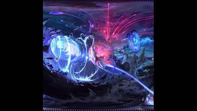 Steam Workshop :: League of Legends Star Guardian New Horizon 2017