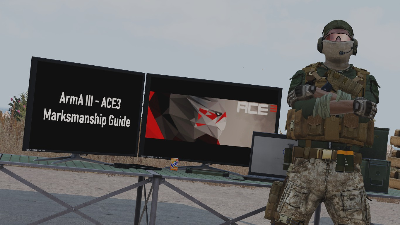 Steam Community :: Guide :: ArmA III [ACE3] - Marksmanship