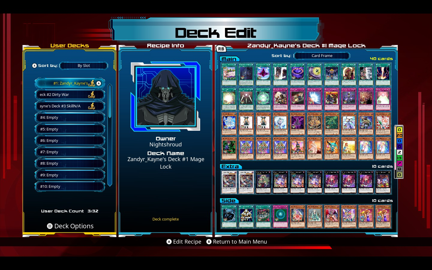 Steam Community :: Guide :: A guide to building some fun decks to try
