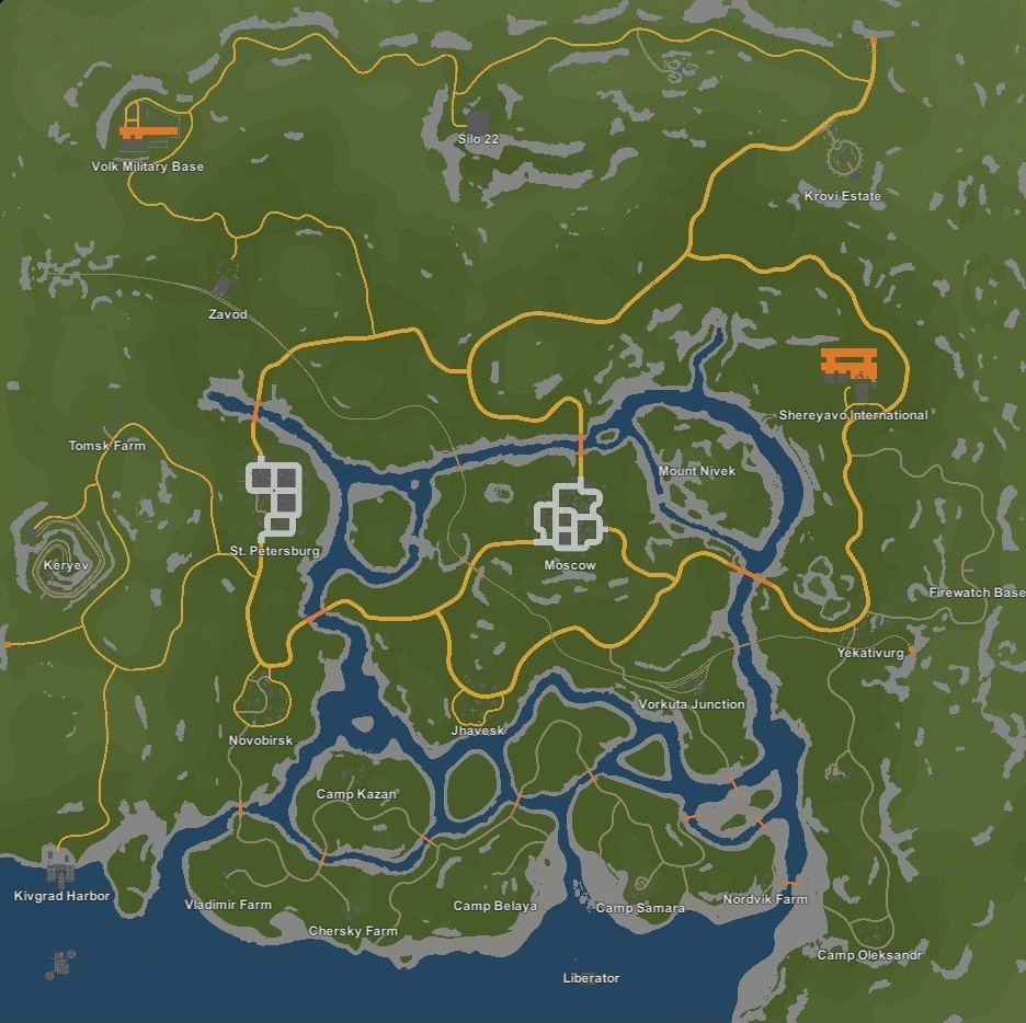 Unturned Map Of Germany.Steam Community Guide Map S Screenshot S Of Unturned