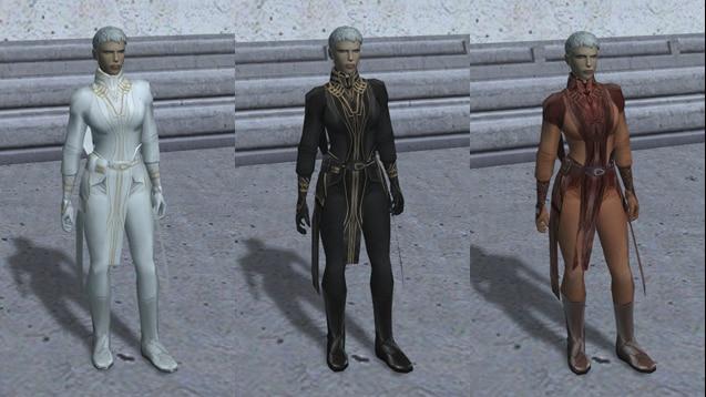 Steam Workshop :: Effixian's Bastila's Legacy Robes