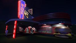 Steam Workshop :: 1950s Diner food court