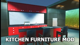 Steam Workshop Kitchen Furniture Mod