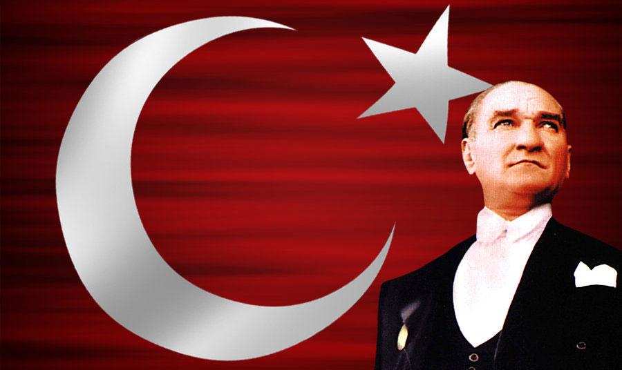 Image result for atatürk türk bayraÄ?ı