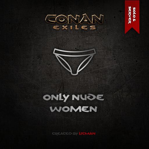 LitMan Only Nude Women