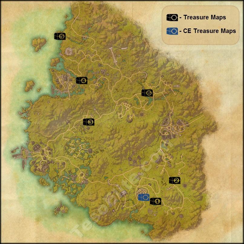 Greenshade Treasure Map 1 Steam Community :: Guide :: Treasure Maps Guide Greenshade Treasure Map 1