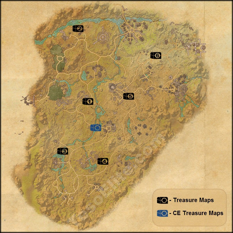 Steam Community :: Guide :: Treasure Maps Guide on