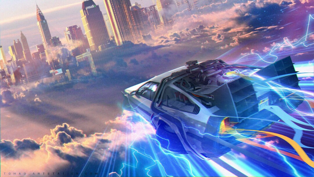 Image result for Back To The Future 5: OUTATIME