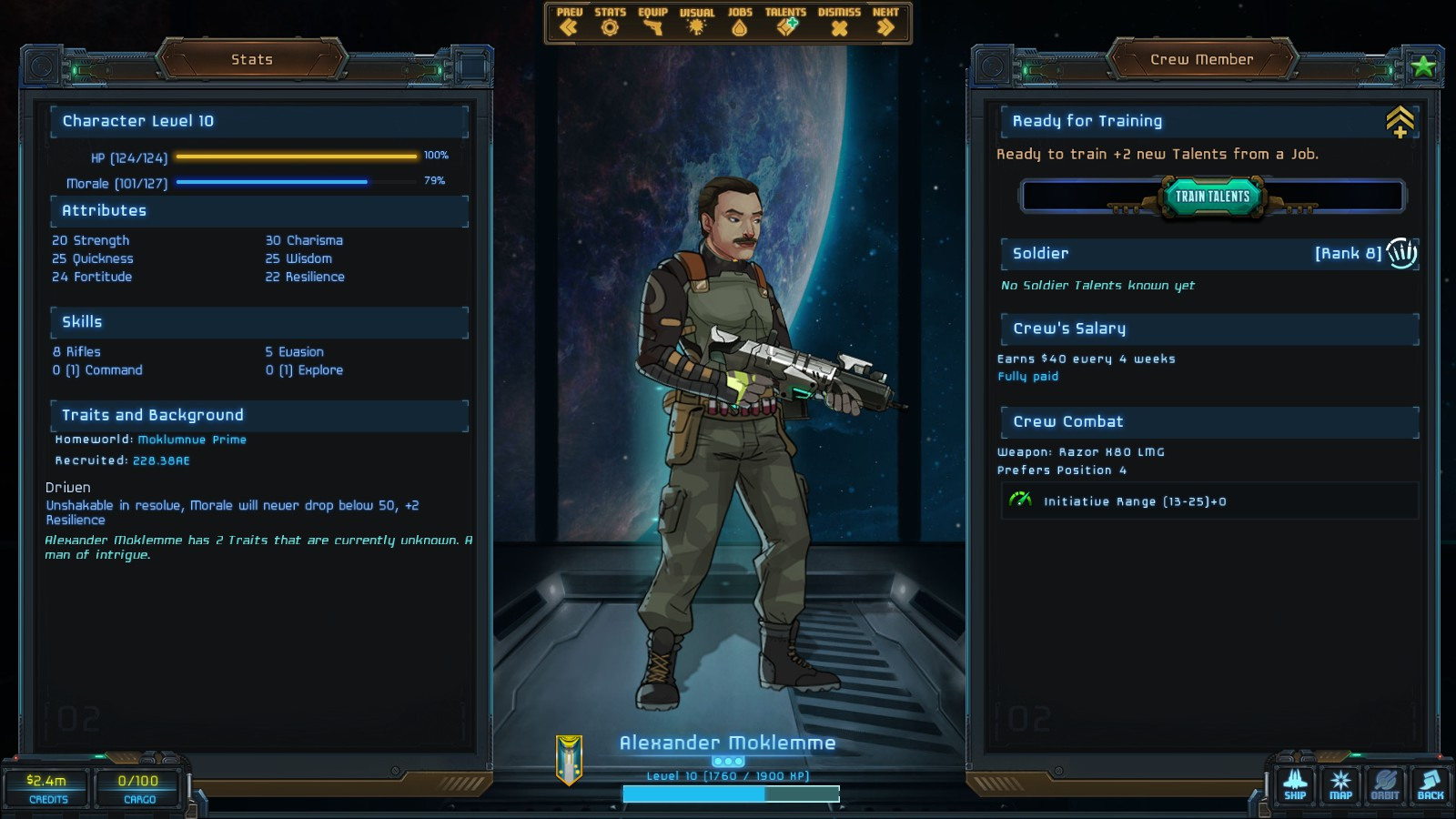Star Traders: Frontiers Spice-All   Gamers With Jobs
