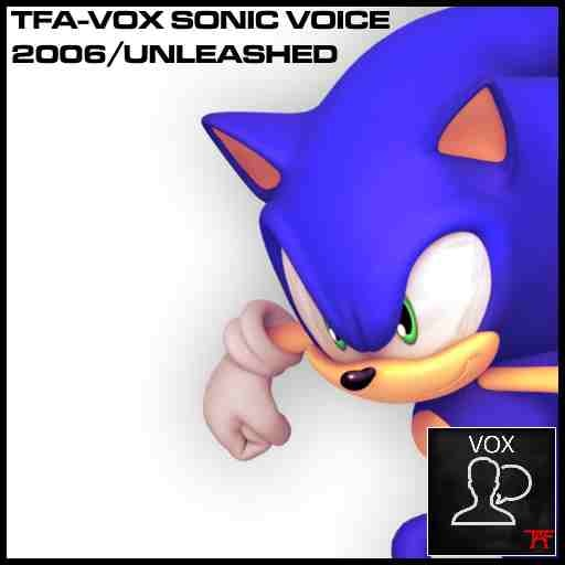 Steam Workshop Tfa Vox Sonic The Hedgehog 2006 2008