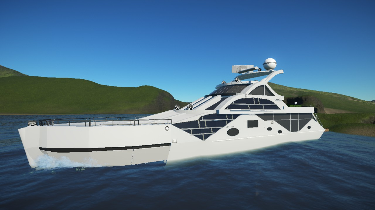The Yacht - Modern - Boat