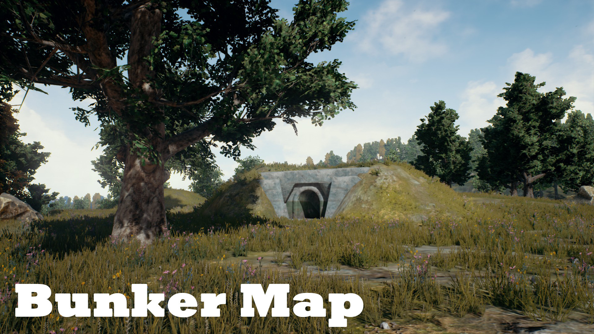 Steam Community :: Guide :: (F/L) Bunker Tunnel System Map