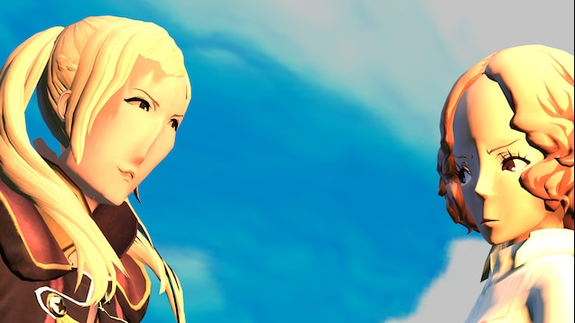 Steam Workshop :: Persona 5: Haru pack
