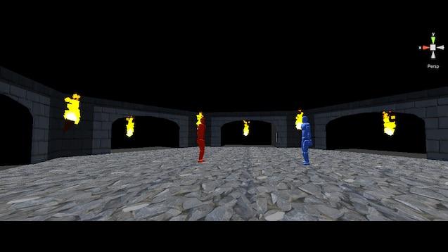 Steam Workshop :: Goro's Lair (Mortal Kombat 4)