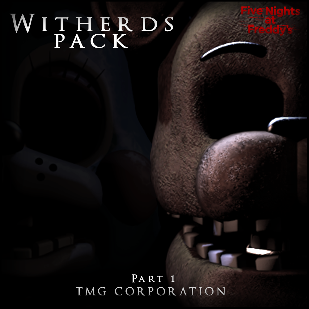 [FNAF 2] Withereds/UnWithereds Pack (Part 1) | TMG-Corporation
