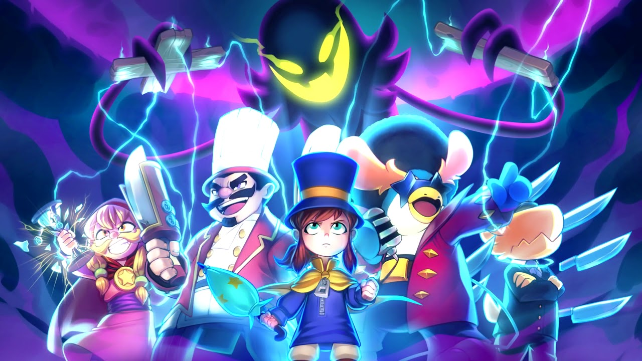 Steam Workshop :: A Hat In Time Mods