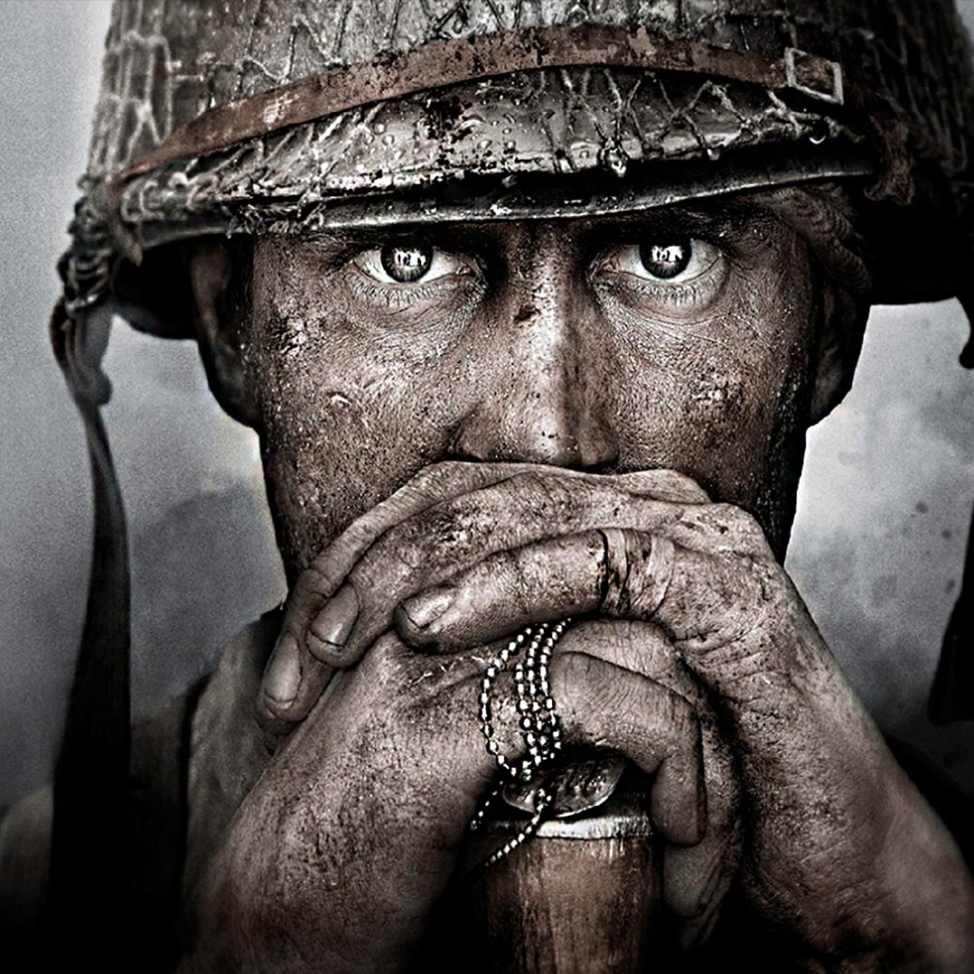 Steam Workshop Cod Call Of Duty Ww2 Ii Rain Live Wallpaper
