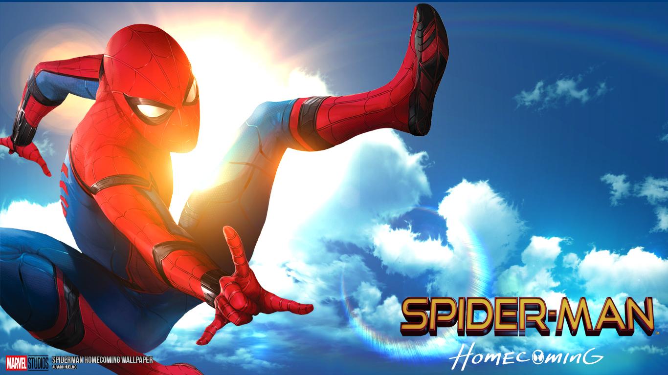 Sfondi spiderman homecoming