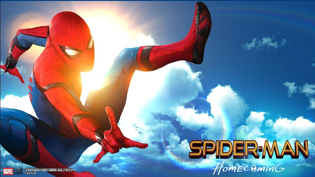 Comunidad Steam Spiderman Homecoming Wallpaper