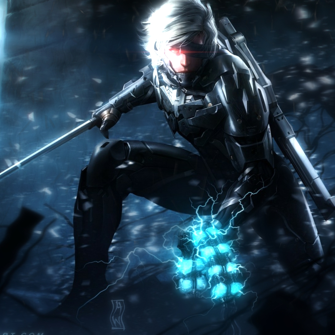 Metal Gear Rising: Revengeance Wallpaper Engine
